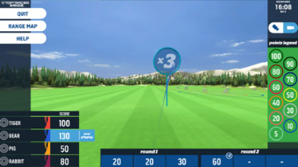 TopTracer Points Game