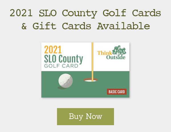 2021 SLO County Golf Cards